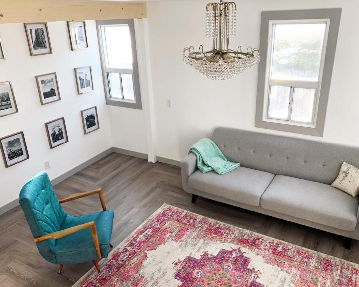 Mid-Century Modern Living RoomTour
